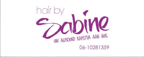 Hair by Sabine