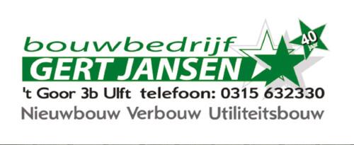 Bouwbedrijf Gert Jansen